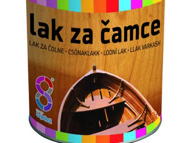 Лак яхтный 0,75л матовый LAK ZA CAMCE( Хорватия)