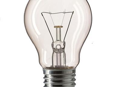 Лампа станд. прозр. 60 W