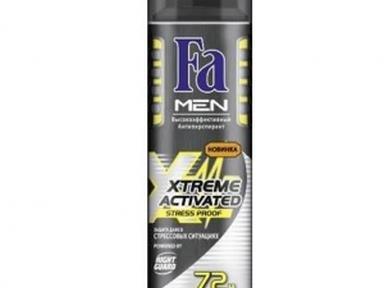 Дезодорант ФА- MEN Део-спрей Охлаждение Экстрим 150мл