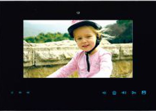 """Видеодомофон цветной CS-300SV(C)-15.2-х канал.цвет.диагональ 7"""", регул.громк,к одной панели можно подкл,4 монитора параллельно."""