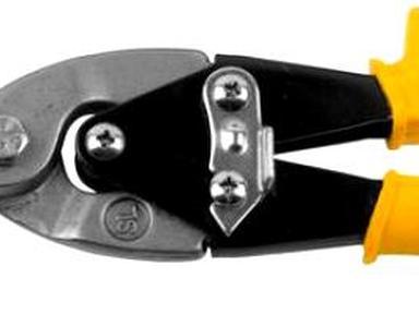 Ножницы по металлу удлин.прямые