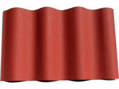 Краска резиновая №2 черепица красная 12кг