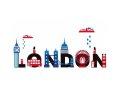 Наклейки Метилан Лондон 47х67см