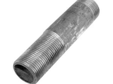 Сгон сталь оц Ду 15 L=110мм б/комплекта из труб по ГОСТ 3262-75 КАЗ