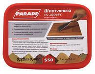 Шпатлевка по дереву PARADE 0,4 кг белый