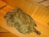 Веник банный дубовый (Белгород)