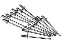Заклепки 4,0х12 ал/сталь(10 шт)