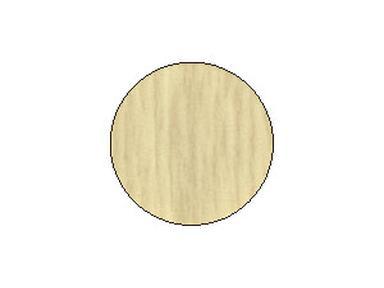 Заглушка-самоклейка бирюза d=14мм
