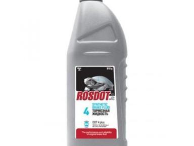 Тормозная жидкость РосДот-4 910гр
