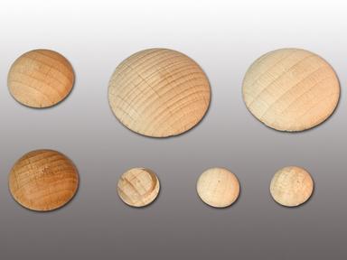 Заглушка деревянная 33/25 сосна