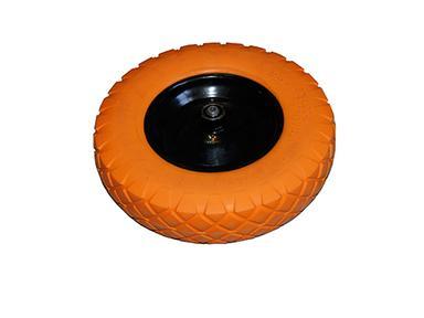 Колесо полиуритановое 4.00х8 F12.7мм 400мм