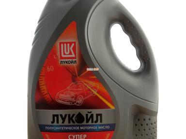 Масло моторное Лукойл Супер 10W40 SG/CD п/с 5л