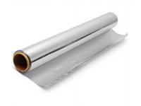 Фольга алюминиевая 100 мкр х1,2метр х10метр,