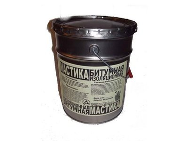 Мастика битумная горячего применения МБК-Г 18 л