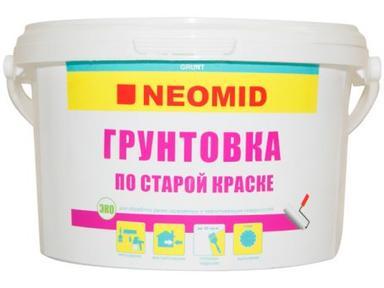 Грунтовка NEOMID по старой краске 2,5кг