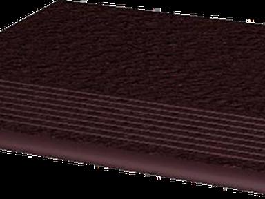 Ступень прост. структурн. Natural Brown Duro 30*30*1.1 Польша