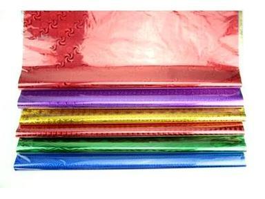 Набор упоковочной бумаги 5 шт 507-386