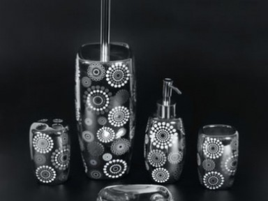 Набор для ванной керамика, 5 пред. ST-B35058
