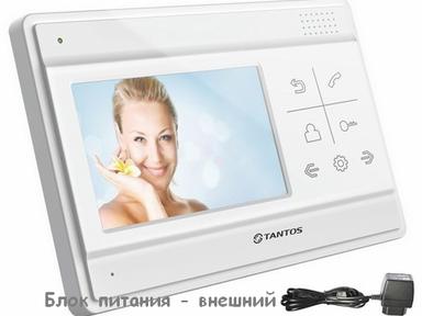 Видеодомофон цветной TANTOS LILU
