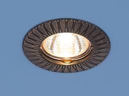 Светильник точ - 7203 RAB медь