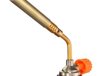 Горелка газовая без пьезо +пайка