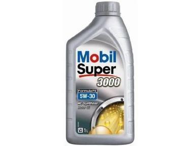 Масло моторное Mobil Super 3000 Х1 FE 5w30 1л