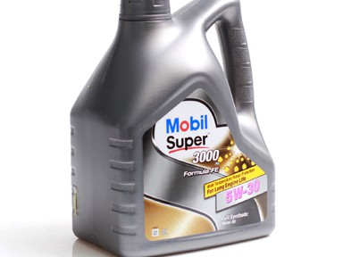 Масло моторное Mobil Super 3000х1Formula Fe5w-30 4л