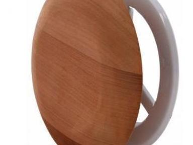 Клапан вентиляционный ф100мм канадский кедр 248/100