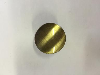 Ручка-кнопка 870 бронза