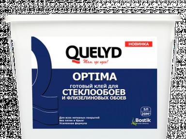 Клей для стеклообоев QUELYD Optima 15л Bostik