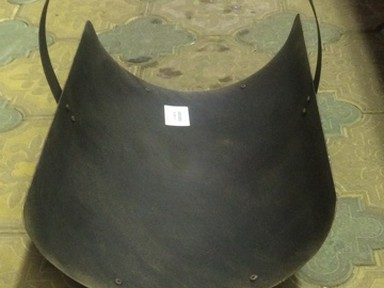 Дровница эт-7 (шар.) патина
