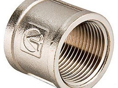 Муфта 3/4 никель VTr 270