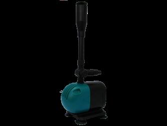 """Насос для фонтана (пласт.) """"LEO"""" XKF 35P, насадок 5шт. (35Вт, 1600л/ч, распыл.300мм, глуб. погруж. д"""