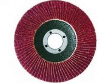 Круг лепестковый торцевой ф125 Р100