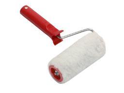Валик с ручкой меховой 150/50мм ф6мм меховой