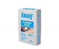 Клей для плитки Кнауф Флизен Плюс, 25 кг для внут.и наруж. работ