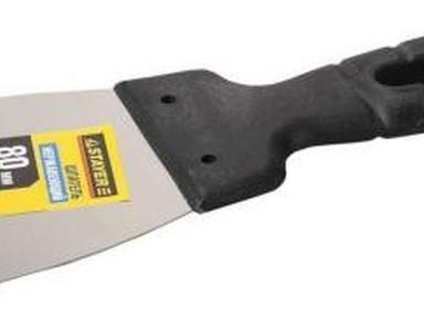 Шпательная лопатка 80 мм STAYER 1008-08