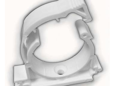 П-опора одинарная с ремешком ф25 (5шт.) 80 шт. в упаковке