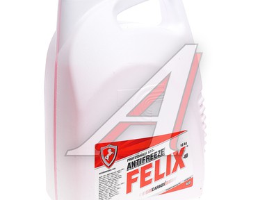 Антифриз FELIX carbox-40 5кг (красный)