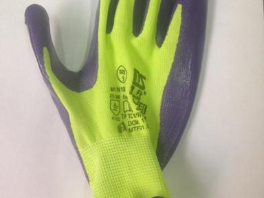 Перчатки нейлон с нитриловым покрытием 413 НО