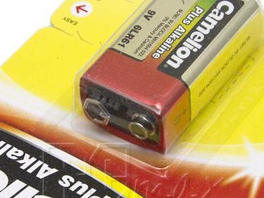Батарейка Крона Camelion Alkaline 6LF22