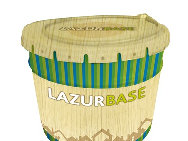Лазурит  База-грунт 2,5 л грунт для дерева