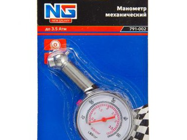 Манометр механический до 3,5 атм