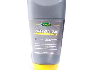 Литол-24 Oil Right 100гр (пласт.туба)