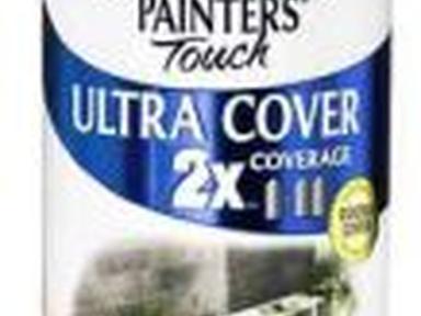 Краска аэрозоль Painter`s Touch 2Х 340г слоновая кость глянец