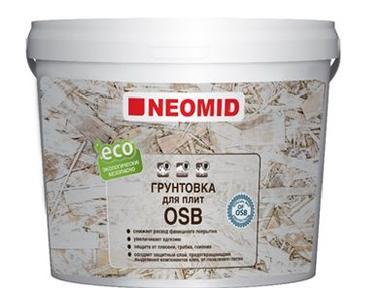 Грунтовка Неомид для плит OSB 7кг