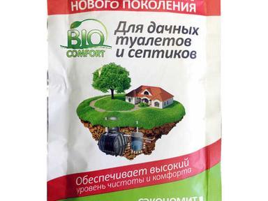 Биопрепарат для дачных туалетов и септиков 70г