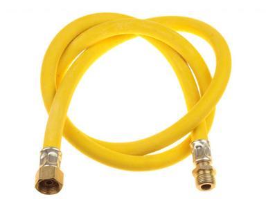 Шланг газовый желтый  1.5м В/Н TUBOFLEX