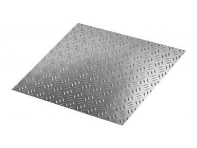 Лист алюминиевый рифленый, нержавейка
