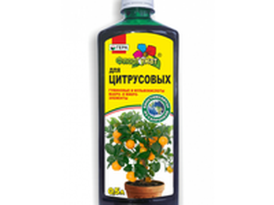 """ФлорГумат для """"Цитрусовых"""" 0,5л"""
